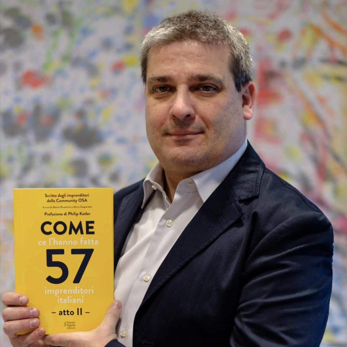Come ce l'hanno fatta 57 imprenditori italiani
