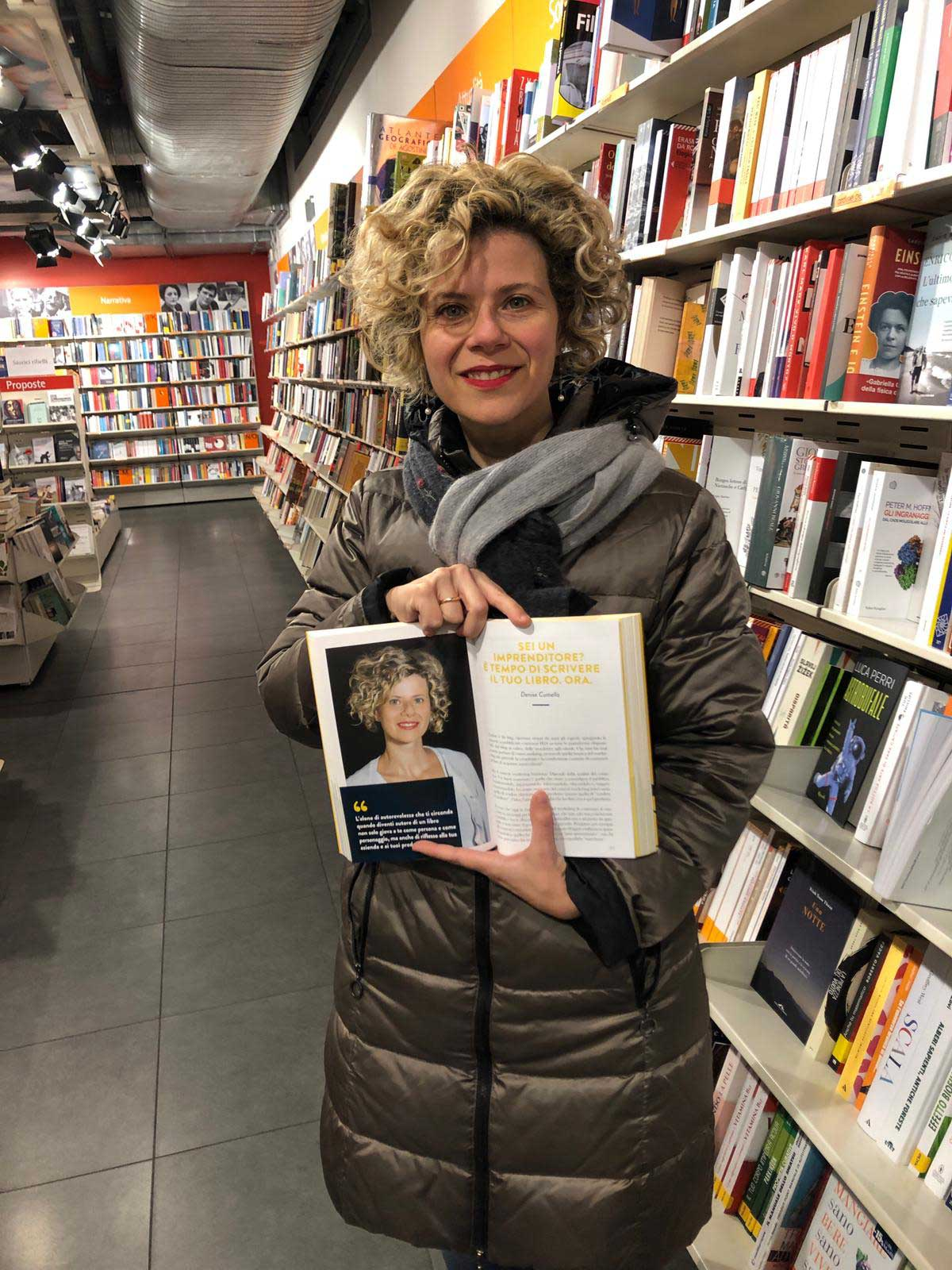 Denise Cumella - Sei un imprenditore, è tempo di scrivere il tuo libro