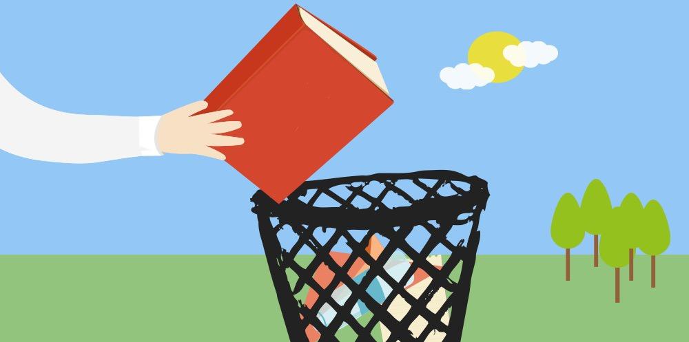 Buttare libro d'impresa