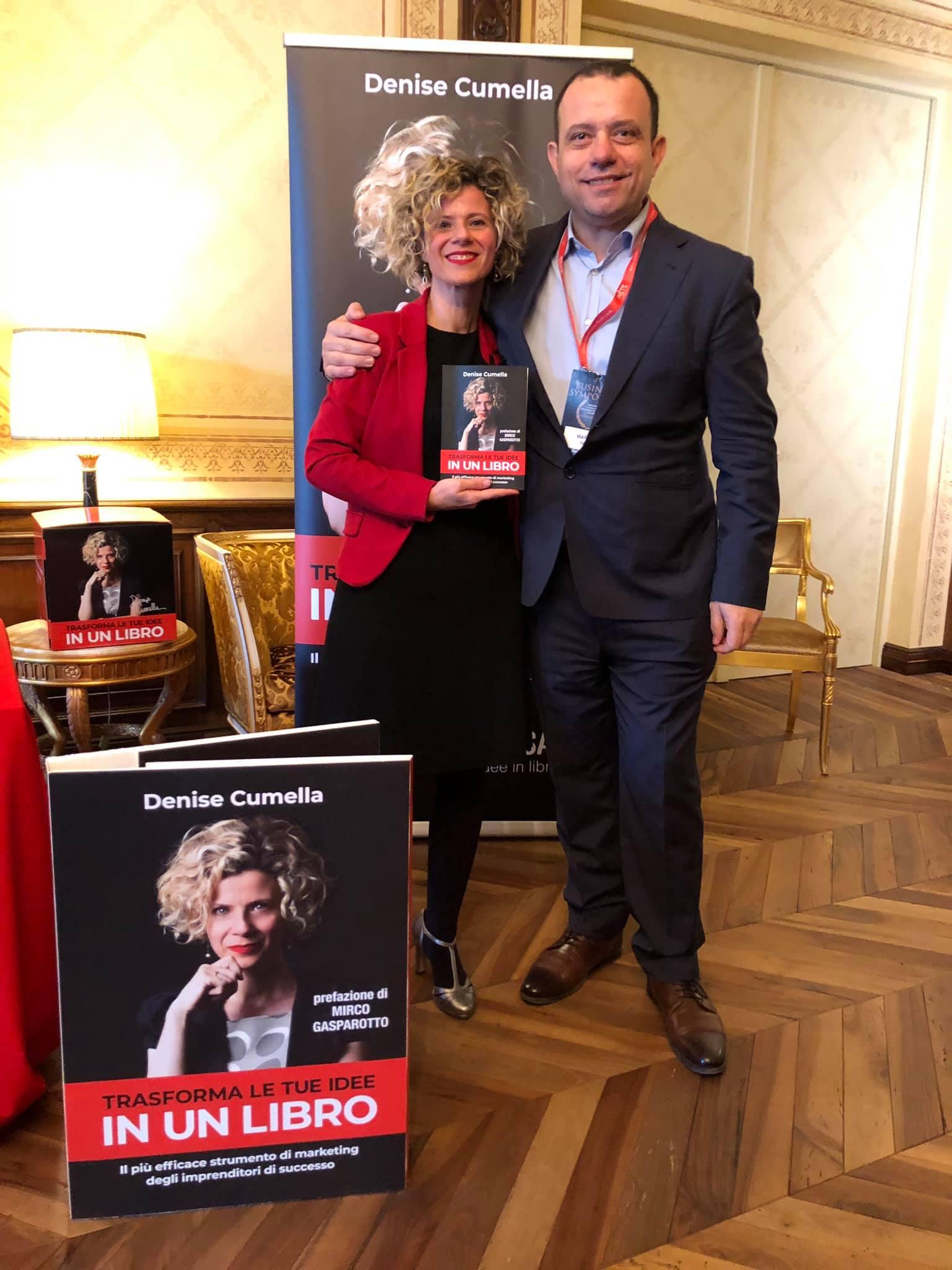 Presentazione libro Denise Cumella