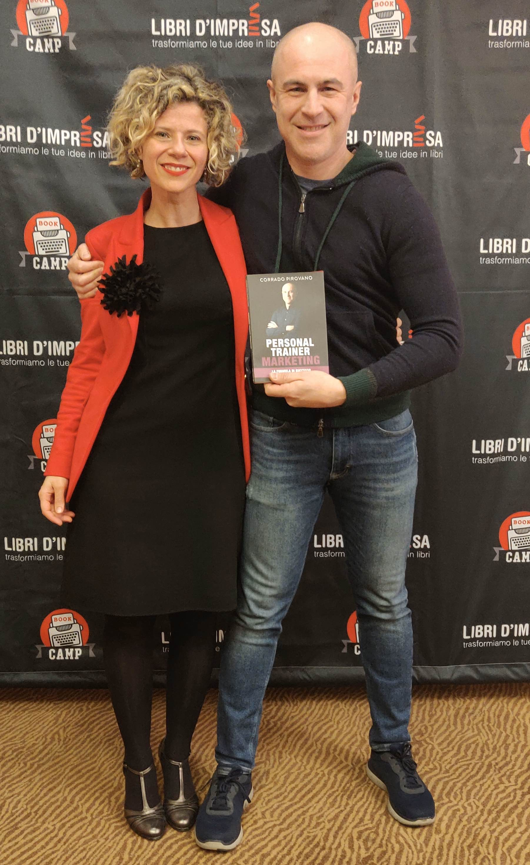 BookCamp gennaio 2020 - Libri d'Impresa - Denise Cumella